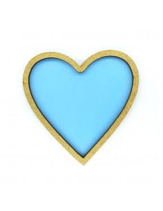 Shaker Corazón grande