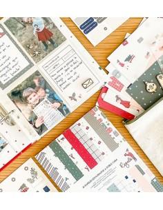 Kit para Diario de Navidad...