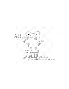 Sello AB Studio - Frog