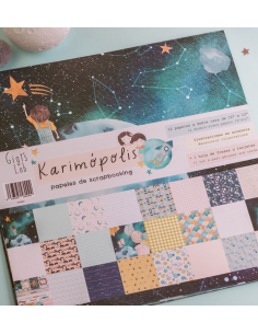Set papeles Karimópolis