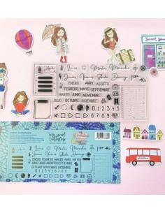 Colección sellos para...