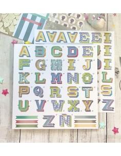 Alfabeto + recortables...
