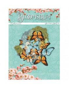 Diecuts acetato The Bloomsbury