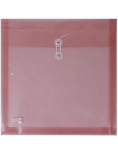 Funda scrap rosa 30,5x30,5cm