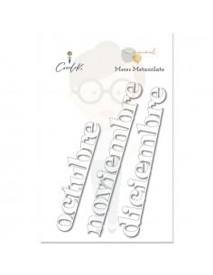 Set de Metacrilatos Meses...