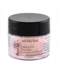 Pigmento pearl ex rosa dorado
