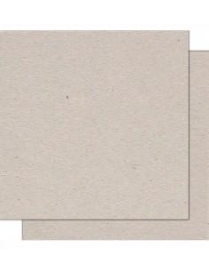 Cartón contracolado gris