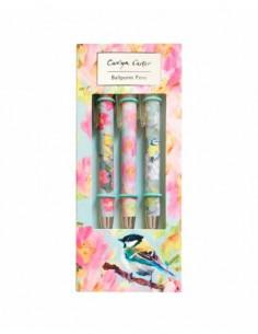 Bolígrafos Carolyn Carter