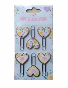 Clips Planner Accessory Wedding