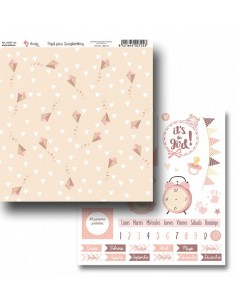 Papel Amelie Little Girl 120