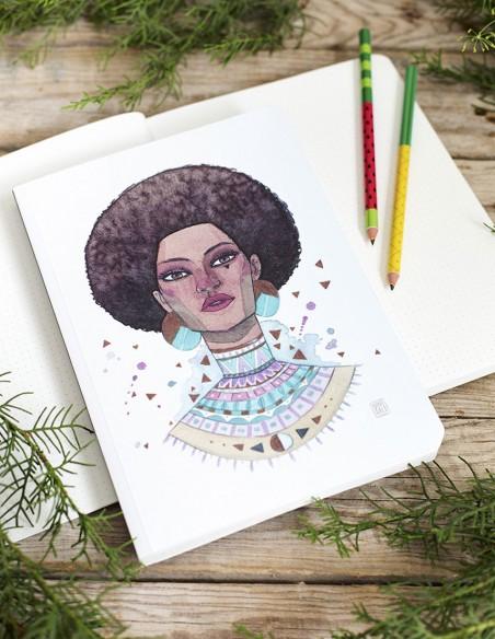 Cuaderno Loretta Esther Gili