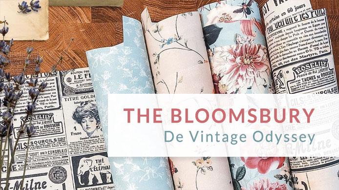 The Bloomsbury de Vintage Odyssey