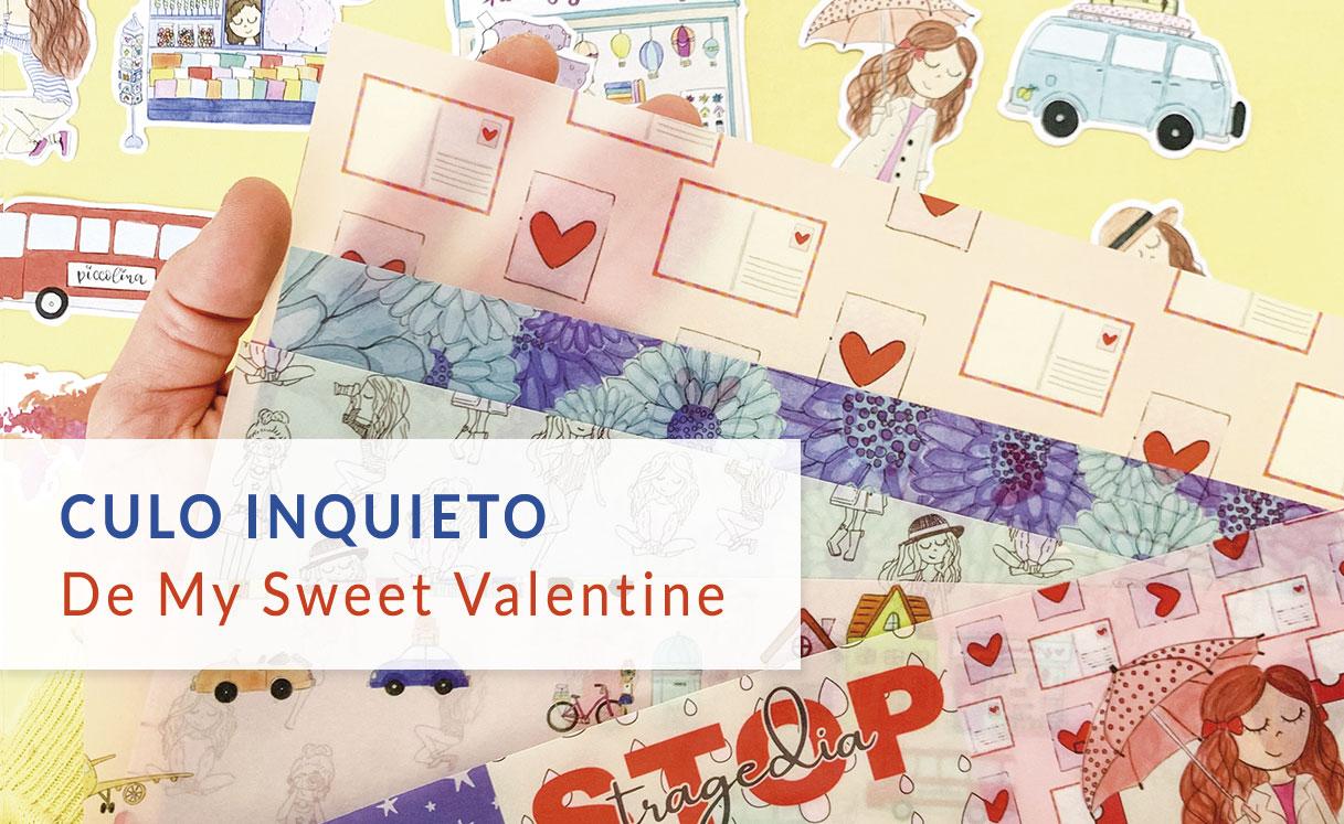 Piccolina Brava Culo inquieto - My Sweet Valentine