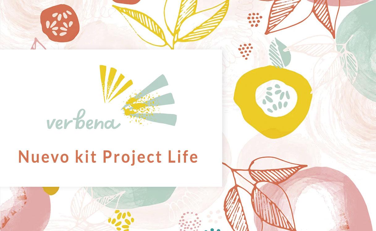 Kit project life Verbena - Cocoloko