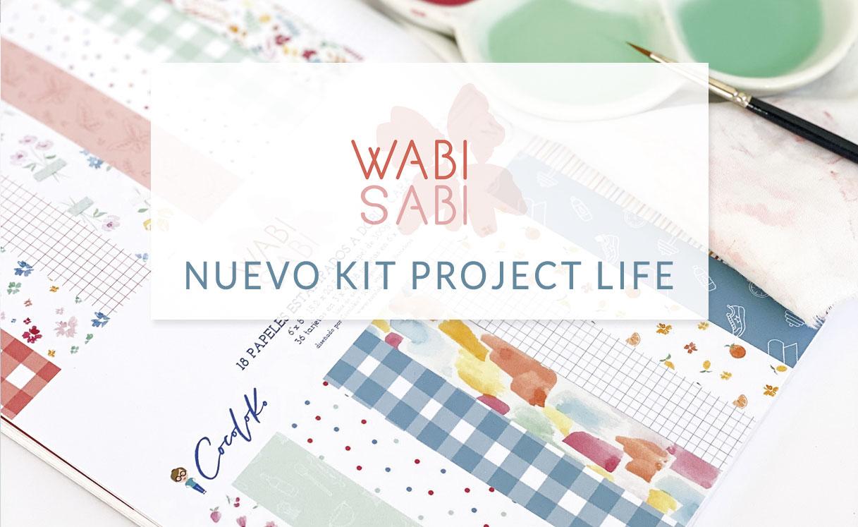 Kit para Project Life WabiSabi