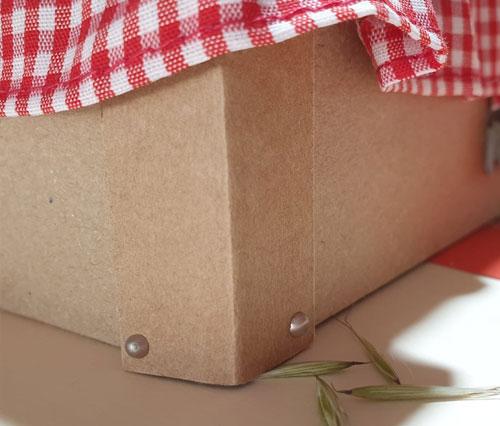 Esquina cesta colección Picnic - Alúa Cid